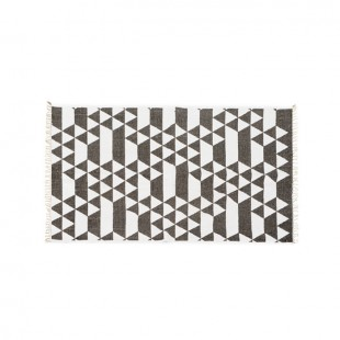 alfombra geométrica