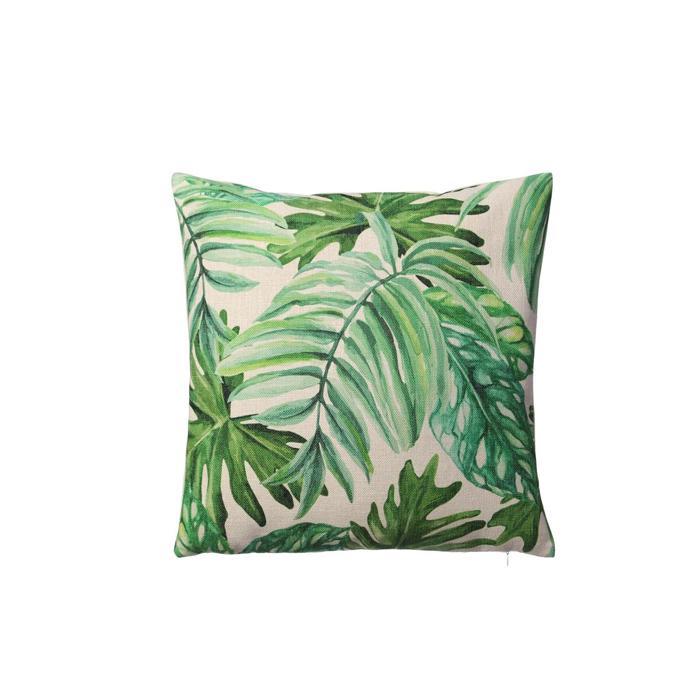 cojin palmeras