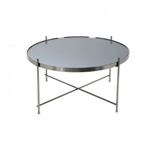 mesa plateada