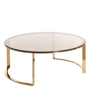 mesa bronce