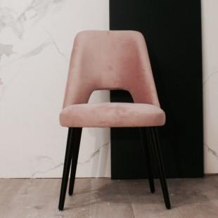 silla terciopelo
