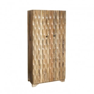 MUEBLE MADERA RELIEVE