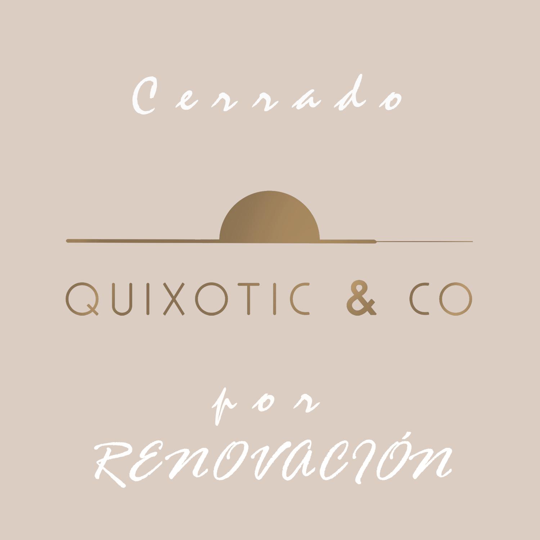 Quixotic & Co:  Tienda de últimas tendencias en muebles y decoración