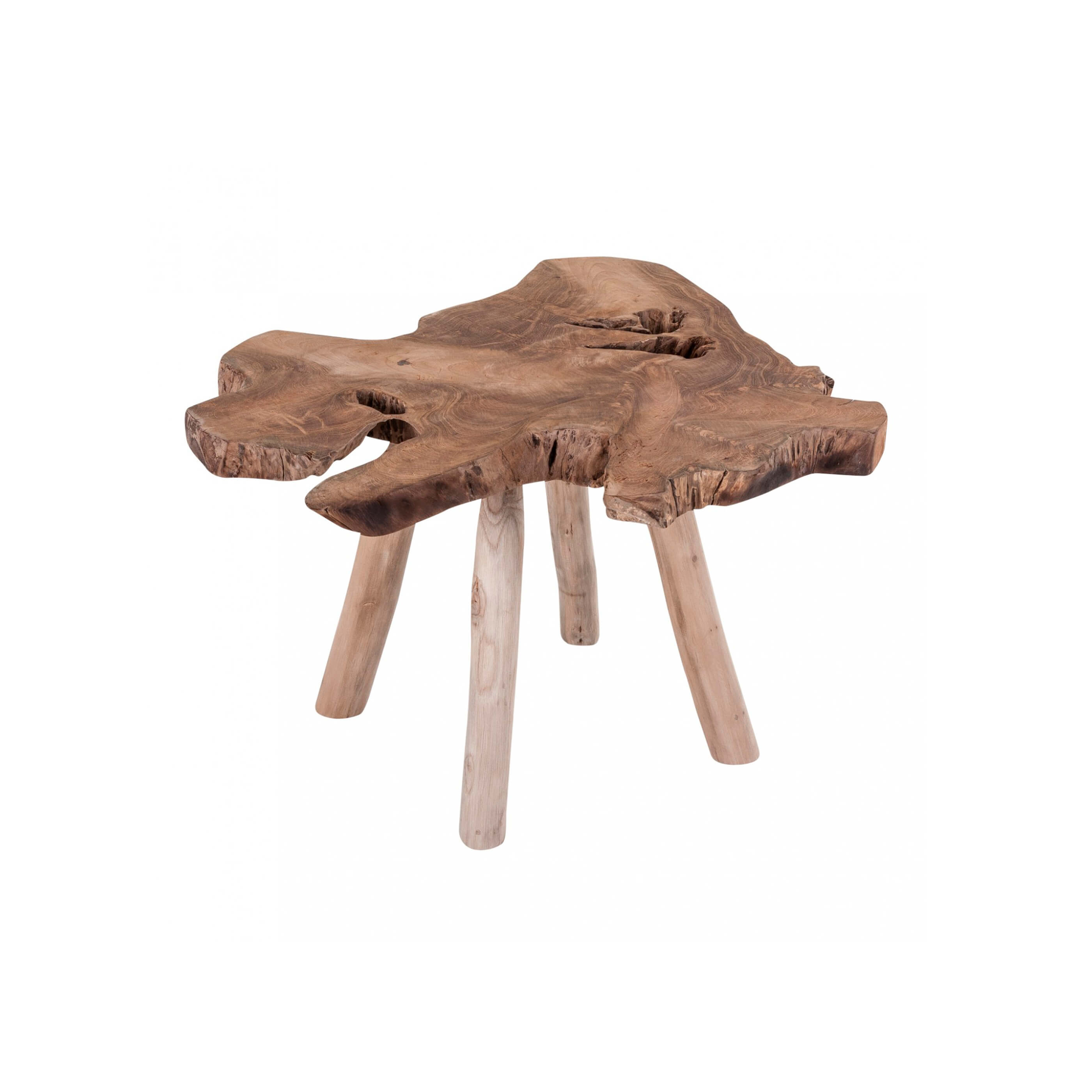 Mesa tronco quixotic co tienda de ltimas tendencias for Mesa tronco