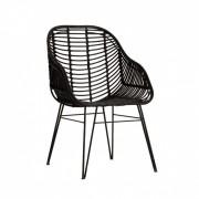 silla mimbre black1